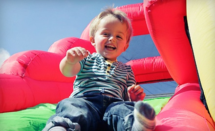 $65 for a Five-Hour Inflatable Bounce-House Rental from Bounce Ninja ($130 Value)
