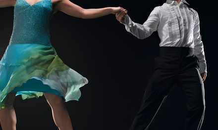 $35 for Three Private Lessons, One Group Lesson, and One Dance Party at Elegance Ballroom ($125 Value)