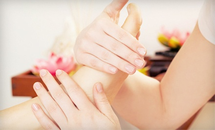One or Three Aloe, Herbal, or Ionic Foot Detox Treatments at Behind Enemy Lines (Up to 57% Off)