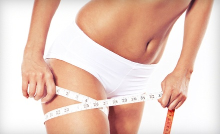 One or Three Endermologie Cellulite Treatments at Weight No More Endermologie Center (Up to 63% Off)
