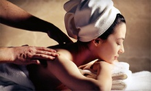 $129 for a Facial, Massage or Body Wrap, and Brow Shaping at Blush a Day Spa ($260 Value)