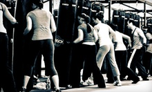 One Month or Six Weeks of Unlimited Classes at CKO Kickboxing San Diego (70% Off)
