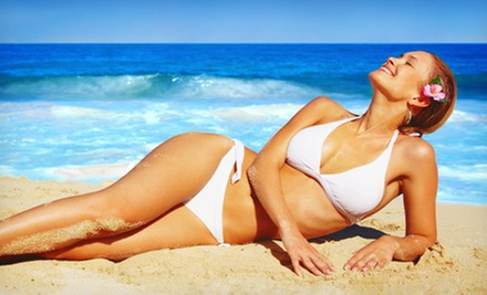 One or Two Brazilian Waxes at Blissful Health Center (Up to 51% Off)