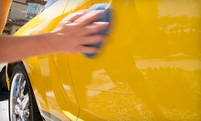 Mobile Wash Package with Clay-Bar Treatment for a Car or SUV from Top Shine Automotive Detailing (Up to 52% Off)