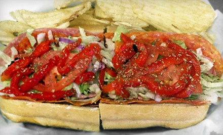 Deli Fare or Catering at the Deli at Pelham Falls (Up to 53% Off)