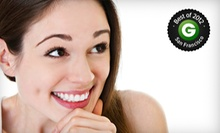 $129 for a Zoom Teeth-Whitening Treatment from Cliff Broschinsky, D.D.S. in San Ramon ($600 Value)