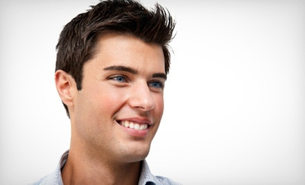 Men's Grooming and Haircuts at HiEndTight Barbershop & Supply (Up to 59% Off). Three Options Available.