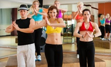10 or 20 Fitness Classes at Force Fitness Club (90% Off)