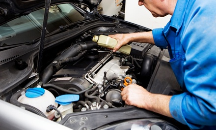 $29 for Three Oil Changes and Tire Rotations at C & R Tire ($176.97 Value)