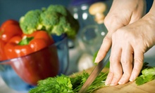 $20 Toward Any Cooking Class