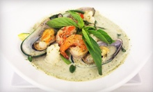 $15 for $30 Worth of Thai Cuisine and Drinks at Pad Thai