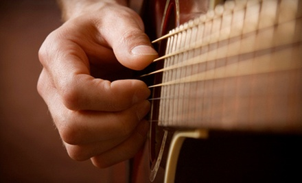 $19 for 2.5-Hour Jam Session in a Fully Equipped Studio at Downtown Jam ($50 Value)