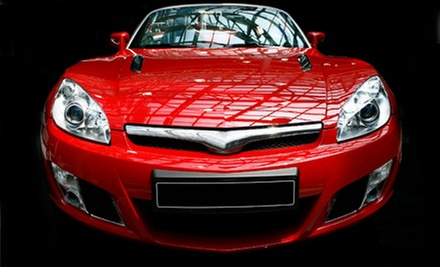One or Two Level One Detailing Packages for a Car or SUV at CrownKote (Up to 65% Off)