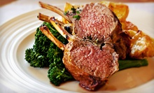 $25 for $50 Worth of Upscale American Food at Mill Street Bistro Bar
