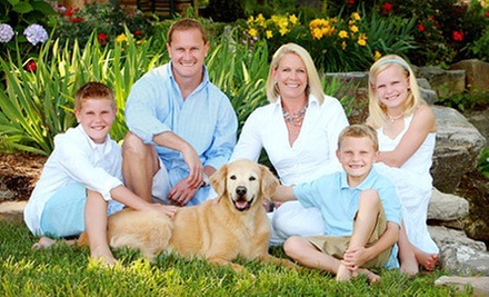 $75 for a Signature Series Portrait-Session Package with One 8&quot;x10&quot; Print from Westrich Photography ($600 Value)