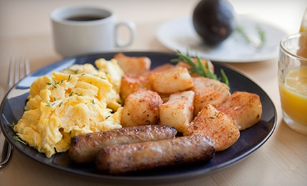 $7 for $15 Worth of Breakfast or Lunch at Cope's Knotty Pine Cafe