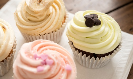 Cupcakes at Piece of Velvet - Coney Island (Up to 50% Off). Four Options Available.