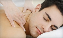 60- or 90-Minute Deep-Tissue or Swedish Massage at B Mobile Massage (Up to 57% Off)
