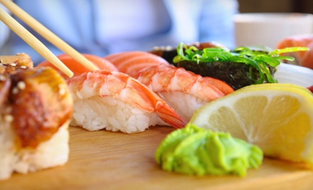 $39 for a Three-Hour Sushi-Making Class with Sake Tasting at StoneChef Events & Catering ($82 Value)