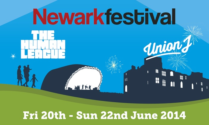 Liz Hobbs Group Ltd - Newark On Trent: Two Tickets to Newark Festival on Friday (£25) or Saturday (£29.50)