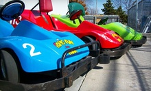 $11 for All-Day Unlimited Access to Rides and Games at Papio Fun Park in Papillion ($22 Value)