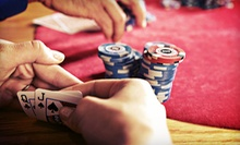 $49 for a Three-Hour Introduction to Poker Class at School of Cards ($150 Value)