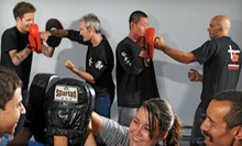 Eight Self-Defense Classes or One Month of Unlimited Self-Defense Classes at 3rd Degree Martial Arts (Up to 87% Off)