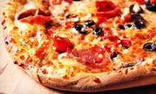 Pizza Meal for Two or Four at Dahmen's Pizza Place (Up to 53% Off)