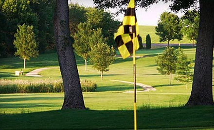 $49 for Round for Two with Cart Rental and a Large Bucket of Range Balls at CreeksBend Golf Course (Up to $117.75 Value)