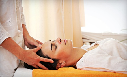 Relaxation Package with Reiki or a One-Hour Shiatsu Massage at Attaviano Spa (Half Off)