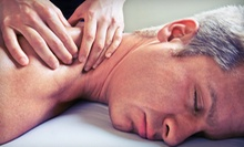 Chiropractic Exam with Option of Massage or Alignments at Chiropractic First (Up to 85% Off)