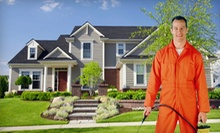 $45 for a Pest-Control Treatment and Termite Inspection from Summit Pest Control ($140 Value)