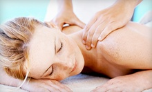 One or Three 60-Minute Therapeutic Massages at River Lakes Pain and Wellness (Up to 63% Off)