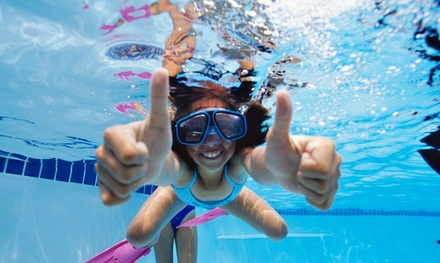 Water-Aerobics Class, Kids' Pool Party, or Swim Lessons at Whitmore Lake Community Recreation (Up to 52% Off)