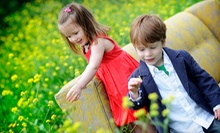 $59 for a 60-Minute Photo Shoot with $100 Print Credit from Carissa Hoopes Photography ($250 Total Value)