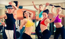 10 or 20 Zumba or Punk Rope Classes at Intensity Fitness Dance Studio (Up to 71% Off)