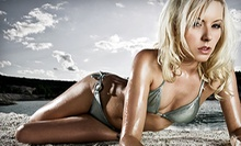 One, Three, or Five Custom Airbrush Tans at The Body Bakery (Up to 65% Off)