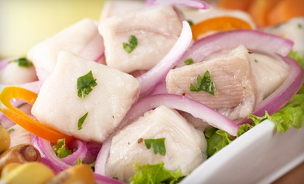 Peruvian Food for Two or Four at Goyo El Pollo in Miami Beach (Half Off)