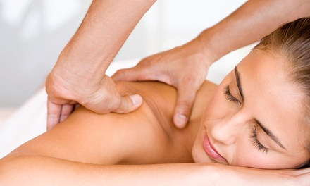 One or Three Groupons, Each Good for Massage and Yearly Membership to Portner Orthopedic Rehabilitation (72% Off)