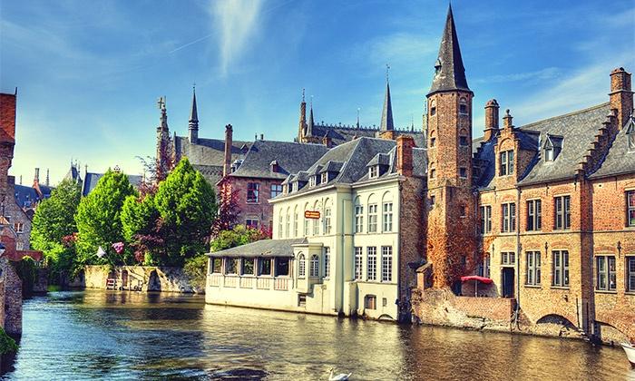 Supraflights — Bruxelas: 2, 3 ou 5 noites para uma pessoa em hotel 3* ou 4* com voos e taxas desde 219€