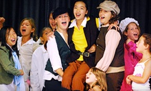 Children's Performing Arts Summer Camps at Performing Arts Workshops (Up to 67% Off). Two Options Available.