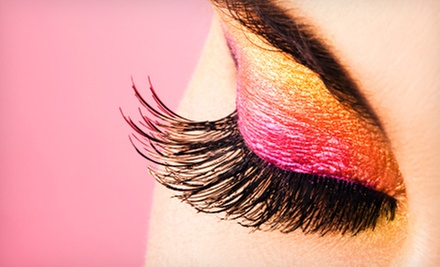 Eyelash Extensions with Optional Fill at Majoris Beauty Salon (Up to 67% Off)