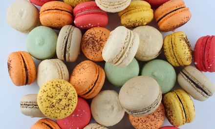One Dozen Macarons or Two Groupons, Each Good for $10 Worth of Desserts at Ali's Sweet Treats (Up to 46% Off)