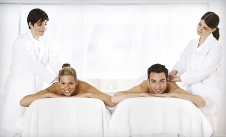 Individual or Couples Spa Package with Massage, Body Wrap, and Facial Treatment at Massage Spa & Beyond (Up to 75% Off)