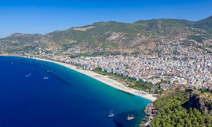 Amicoviaggi - Amicoviaggi: Turchia - Volo a/r per Istanbul, tour di 7 giorni e settimana in hotel 5* ad Antalya a 849 € a persona