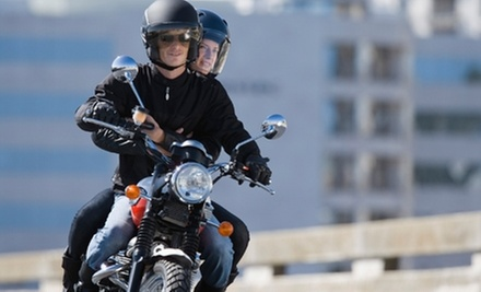 $99 for an Introduction to Motorcycling Course from Streetwise Cycle School ($199 Value)