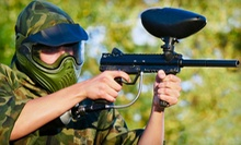 10 Rounds of Paintball for Two, Four or Ten with Rental Equipment at FCS Paintball (Up to 55% Off) 