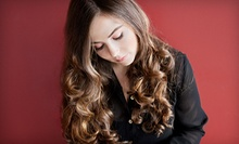 Haircut and Deep Conditioning with Option for Partial or Full Highlights at Rockstar: The Salon (Up to 66% Off)