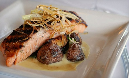 Contemporary Southern Dinner for Two or Four at Saluda's Restaurant (Up to 57% Off)