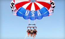$80 for a Tandem Parasail Ride for Two from Lake Ozark Parasail ($160 Value)
